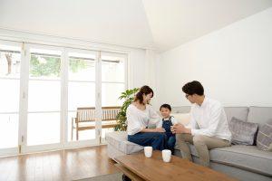 地震の際の在宅避難
