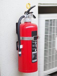 火事の対策住宅用消火器